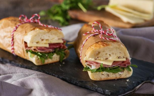 Граф Сэндвич со свининой
