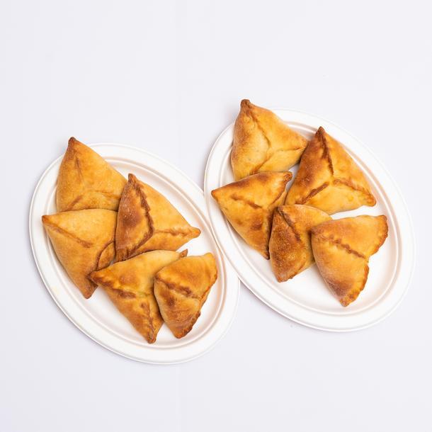 Треугольник с говядиной (выпечка)