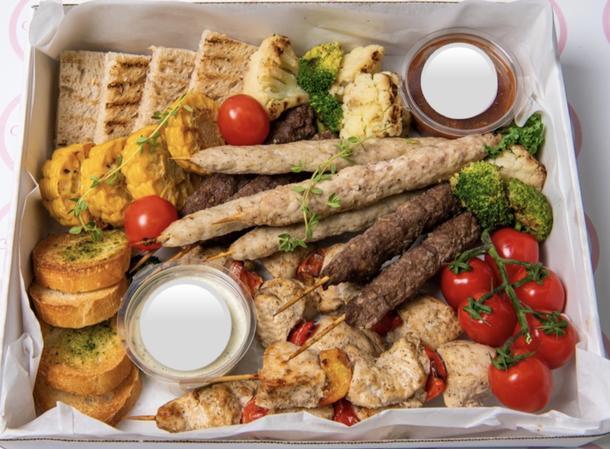 Мясной пикник