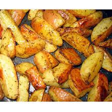 Картофель запеченный с пряностями (только для комплексных обедов)